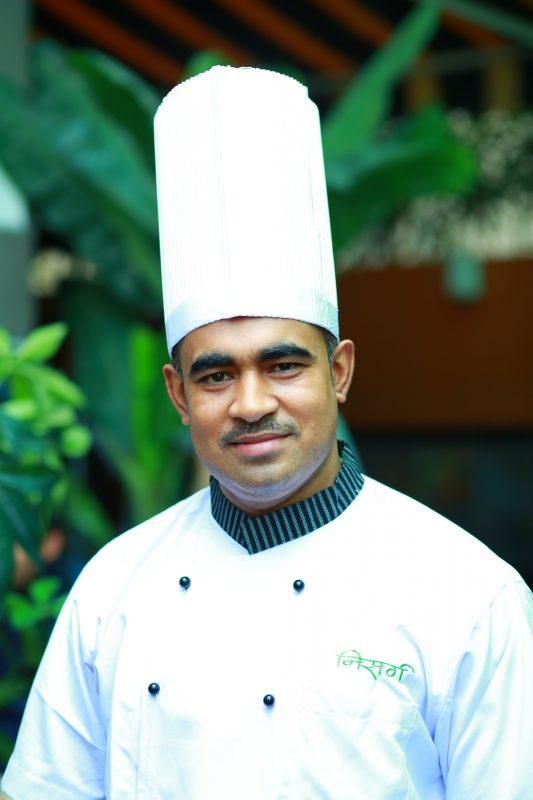Chef Deepak